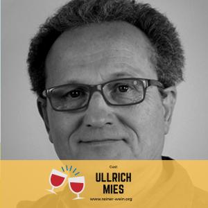 Ullrich Mies Herausgeber und Publizist, Gast Reiner Wein Politischer Podcast aus Wien