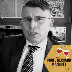 Reiner Wein Politischer Podcast Gast Gerhard Mangott