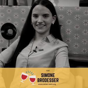 Reiner Wein Politischer Podcast aus Wien; Gast Simone Brodesser