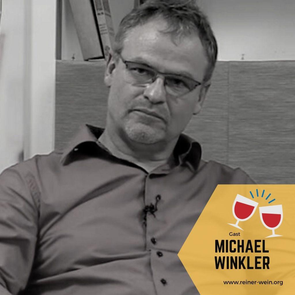 Reiner Wein Politischer Podcast Gast Michael Winkler