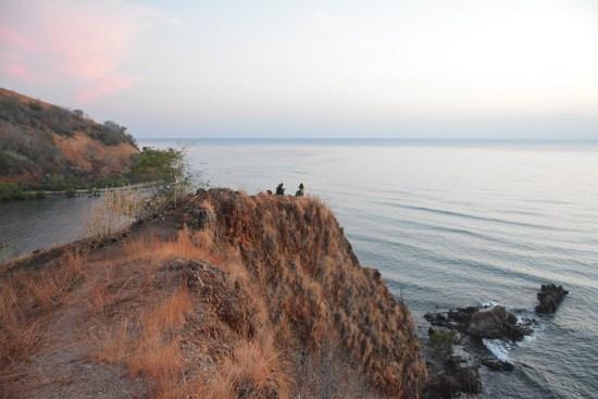 Foto Keindahan Pantai Bani, Adonara, Flores Timur