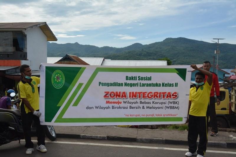 Foto Bakso Pengadilan Negeri Larantuka Dalam Rangka Sosialisasi Pembangunan Zona Integritas