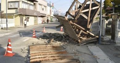 Gempa 7,3 SR Di Jepang Diyakini Sebagai Gempa Susulan 2011