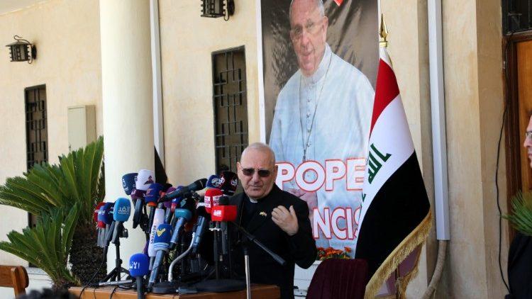 "Jumat ini Paus Fransiskus Ke Irak, ""Harapan Terakhir"" Perdamaian Di Timur Tengah?"