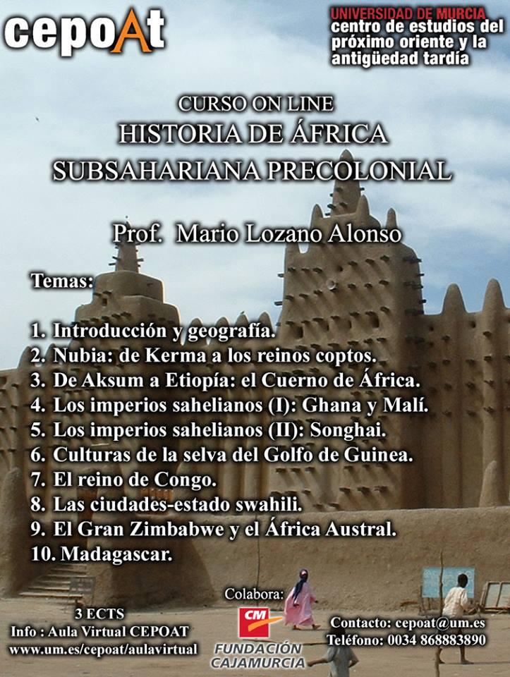 Curso de Historia de África