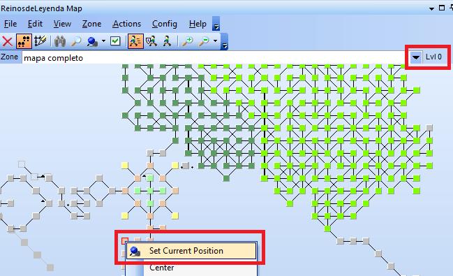 Configurar el mapa en ZMud o CMud - Paso 5