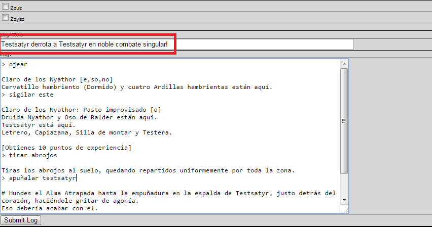 Cómo subir logs a la Deathlogs - Paso 6