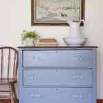Antique Dresser Makeover | The Reveal
