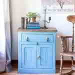 Transformed Washstand
