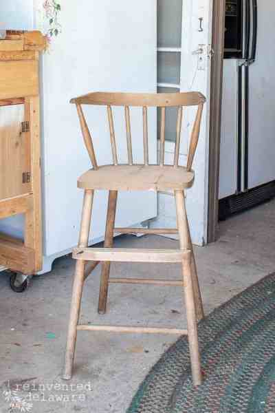 How to Fix a Broken Chair Seat