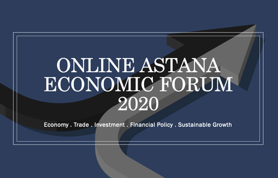 Astana Economic Forum 2020