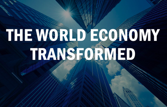 The World Economy Transformed (Webinar Series)