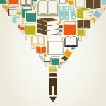 Book a pencil