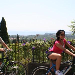 Corfu fietsen 8 dagen