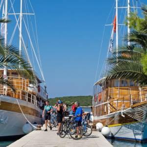 Eilandhoppen Kroatië MS Kalipsa 8 dagen