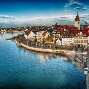 Fietsvakantie Bodensee 8 dagen start Konstanz per trein