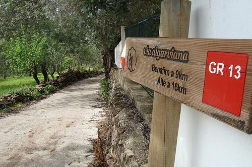 Wandelvakantie Algarve standplaats vliegreis
