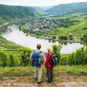 Single reis Moselsteig Cochem-Oberfell 5 dagen