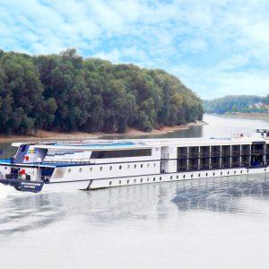 Fietsvakantie Passau-Budapest-Passau per MS Primadonna 8 dagen