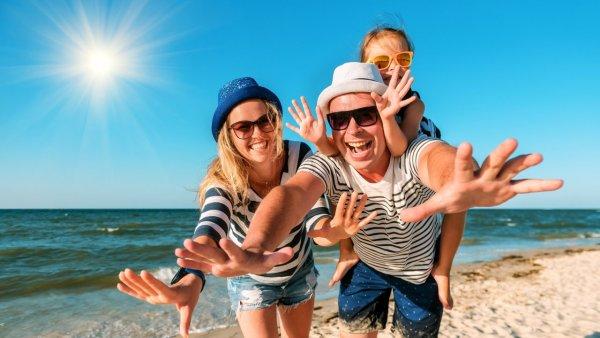 Familiecamping aan de Adriatische kust nabij Ravenna