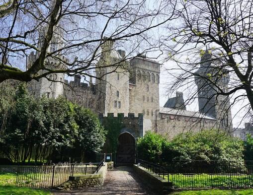 Bezienswaardigheden Cardiff: Bute Park