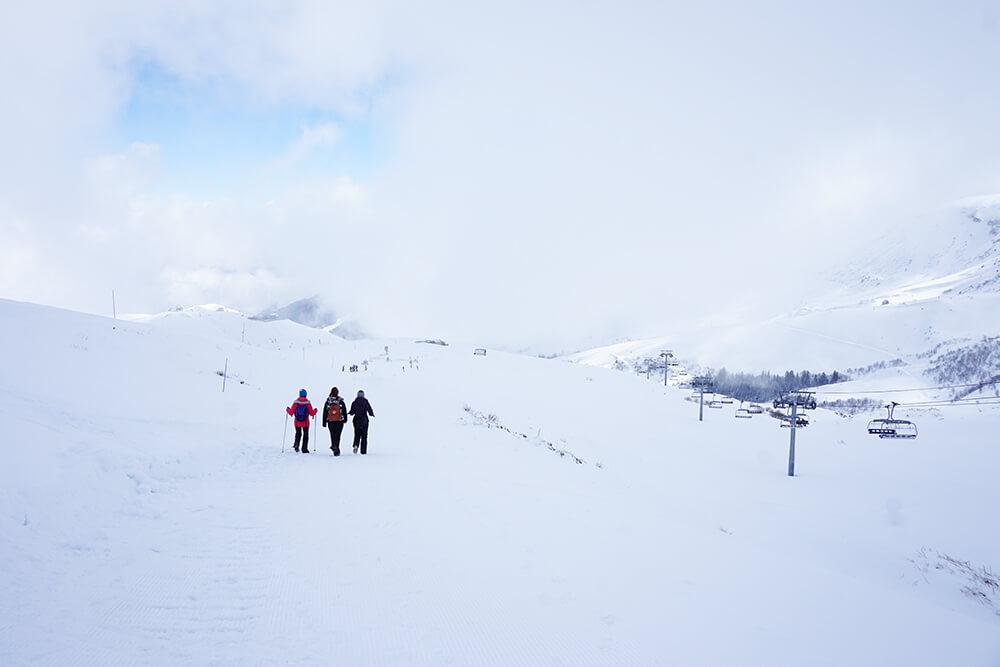 Skiën voor beginners