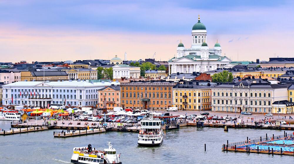 Gratis stopover: Helsinki