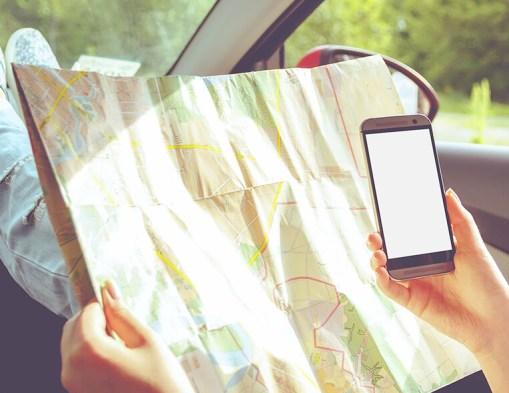 Roadtrip apps