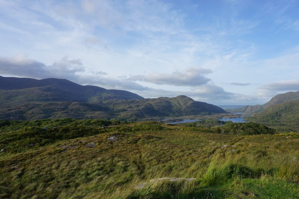Ladies View - Killarney National Park