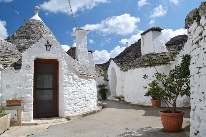 Bezienswaardigheden Puglia: Alberobello
