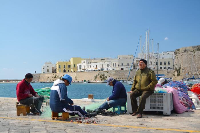 Bezienswaardigheden Puglia: Gallipoli