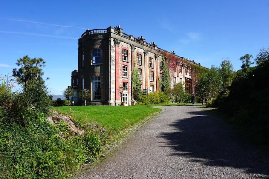 Roadtrip Ierland: Bantry House