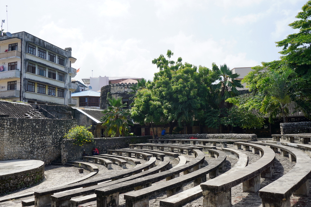 Old Fort, Stone Town
