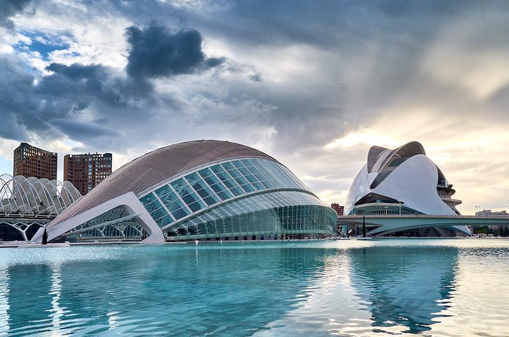 Leuke steden Spanje: Valencia