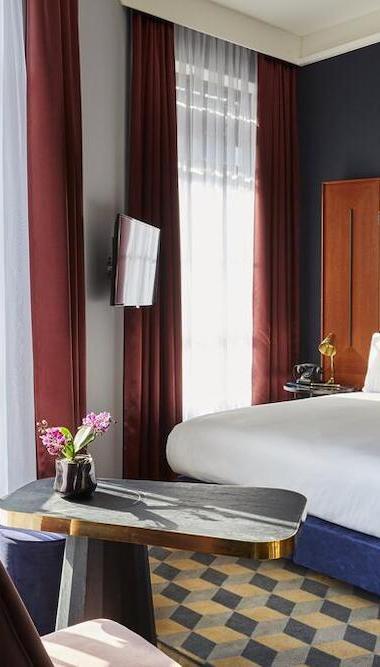 Bijzondere hotels Nederland: Hotel Indigo Den Haag