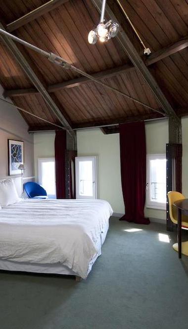 Bijzondere hotels Nederland: Villa Augustus