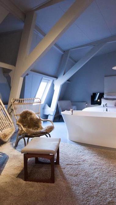 Bijzondere hotels Nederland: Staats
