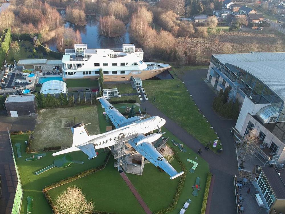 Bijzondere hotels Nederland: City Resort Hotel Mill