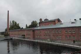 ehemaliges Fabrikgebäude in Tampere