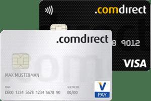 Geld abheben Senegal - Comdirect