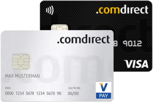 Geld abheben Nepal - Comdirect