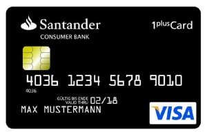 Geld abheben Tschechien - Santander