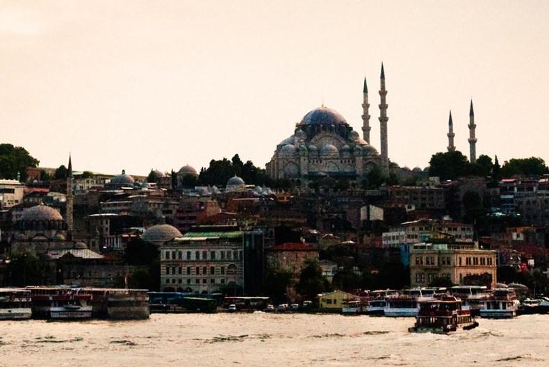 Istanbul, oder die schwedisch-deutsche Reunion