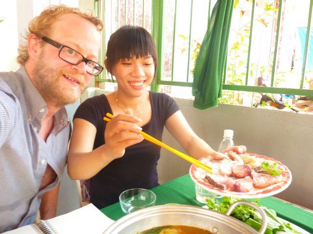 Chinese New Year break in Vietnam