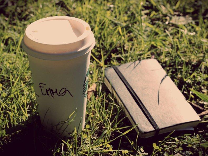 Starbucks nennt mich Emma…