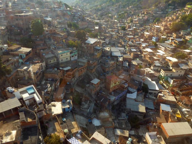 Vom gesetzlosen Viertel zum Überwachungsbezirk