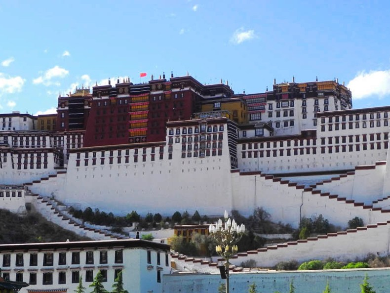 Tibet brennt