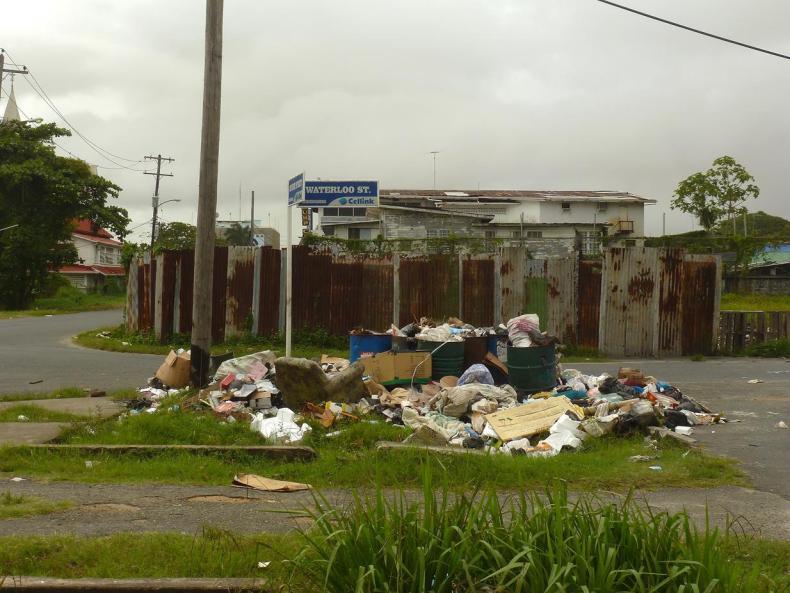 Georgetown: Eine stinkende Stadt im unbekannten Land