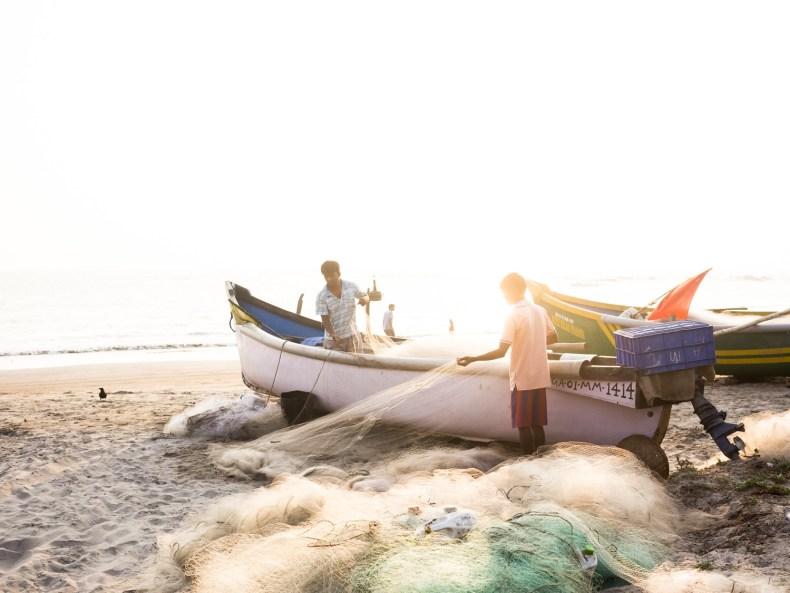 Zurück in Goa – Bilder aus Indien