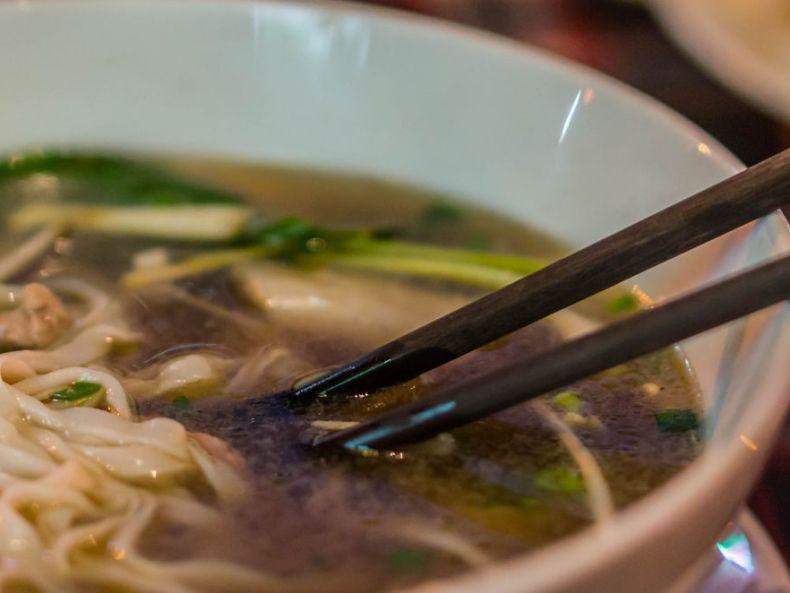 Der Geschmack des alten Asiens